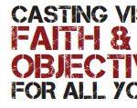 Faith and Life Objectives